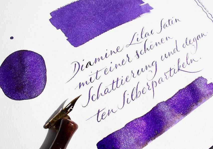Diamine Lilac Satin