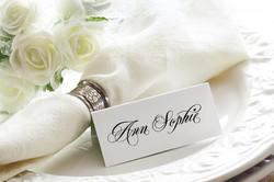 Hochzeitstischkärtchen