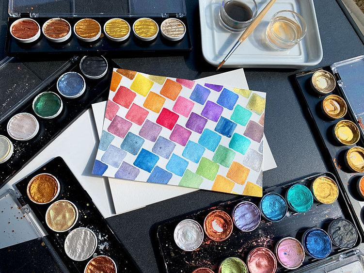 Finetec Farben Mix