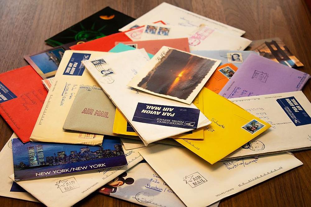 Gesammelte Liebesbriefe