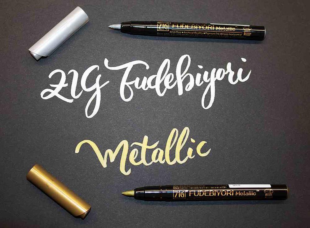 ZIG Fudebiyori Metallic