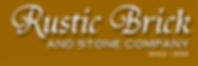 Rustic Brick Logo
