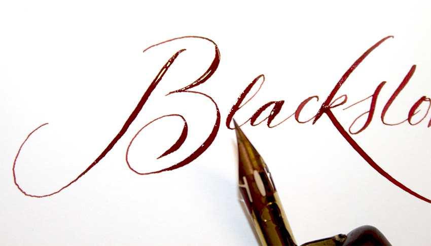 """Blackstone """"Uluru Red"""""""