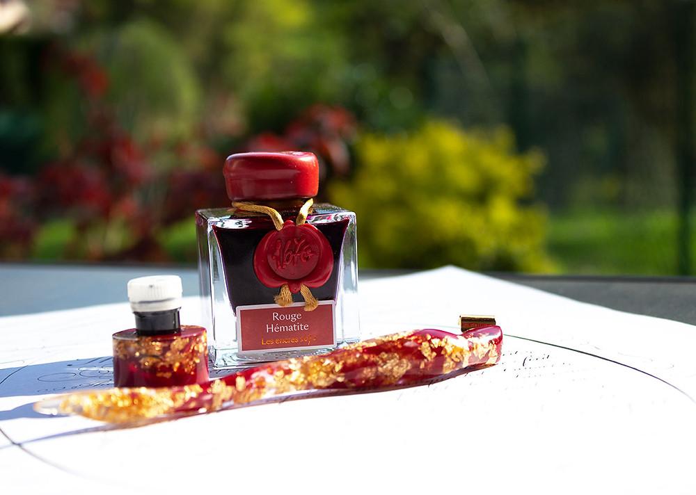 Rouge Hématite von Jacques Herbin