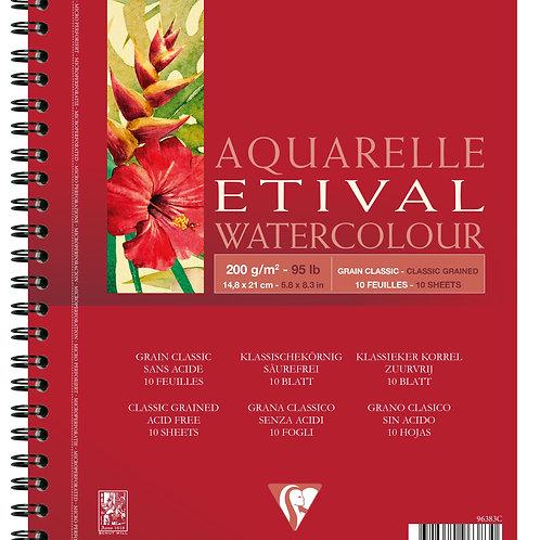 Aquarellpapier Etival