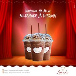AMADO_Post_Stories_Chegou milkshake