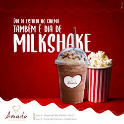 AMADO_Post_Stories_Cinema e milkshake