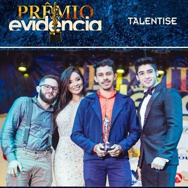 Recebimento do Prêmio Evidência, Marabá 2018