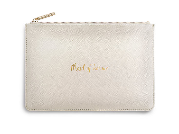 """Perfect Pouch """"Maid of honour"""""""