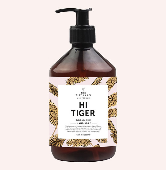 "Handseife ""Hi Tiger"" - The Gift Label"