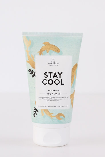 "Bodywash ""Stay cool"" - The Gift Label"