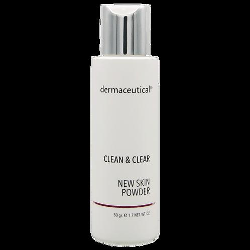 New Skin Powder 50gr - Dermaceutical