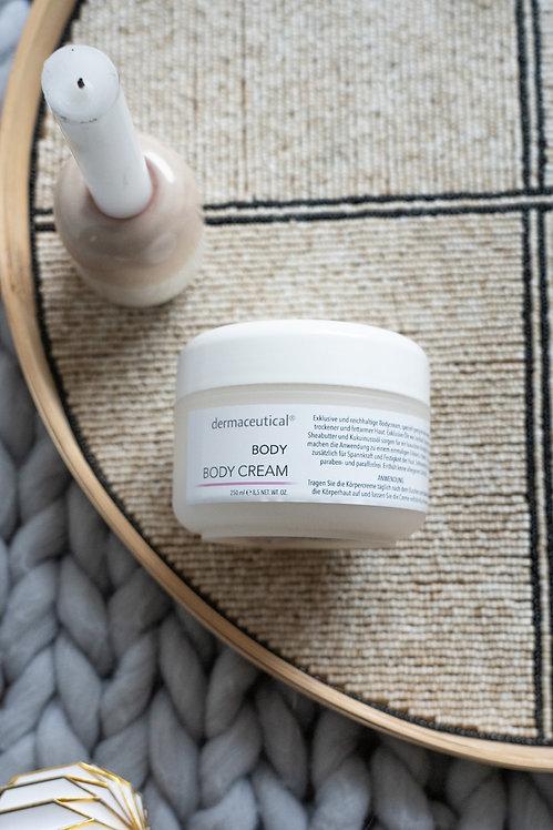 Body Cream 250ml - Dermaceutical