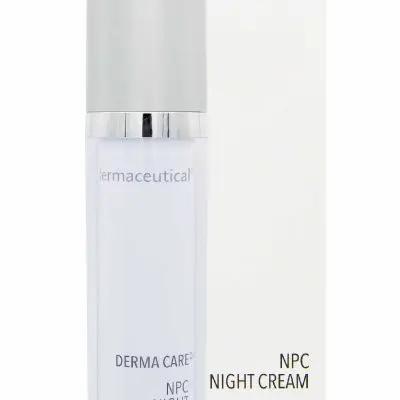 NPC Night Cream 50ml - Dermaceutical