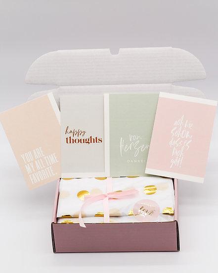 Deine individuelle Geschenk-Box