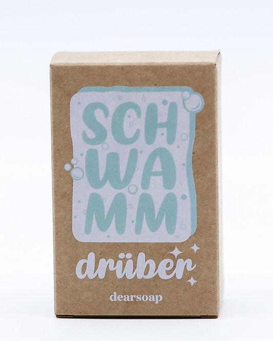 """Aloe Vera Seife """"Schwamm drüber!"""""""