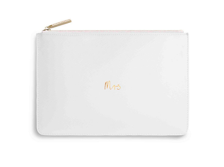 "Perfect Pouch ""Mrs"""