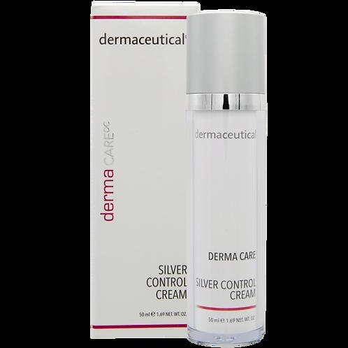 Silver Control Cream 50ml - Dermaceutical
