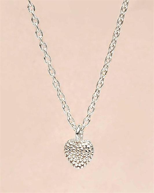 Kette Heart Silber