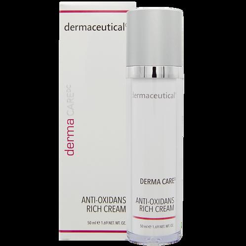 Anti-Oxidans Rich Cream 50ml - Dermaceutical