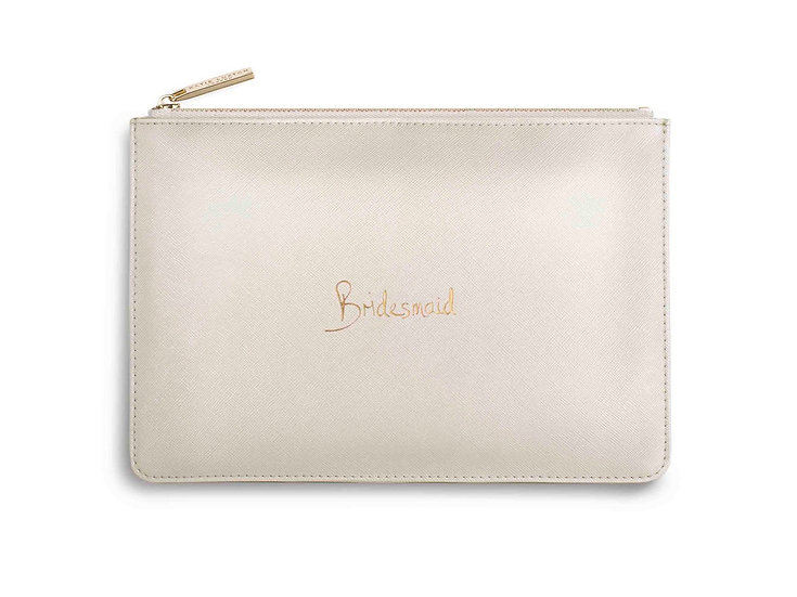 "Perfect Pouch ""Bridesmaid"""