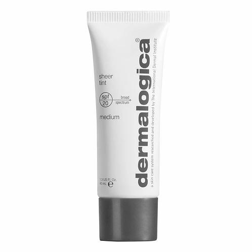 Sheer Tint SPF 20 (medium)  - Dermalogica