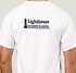 Lighthouse Harbor Marina Shirt Back