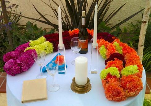 Interfaith Wedding Table