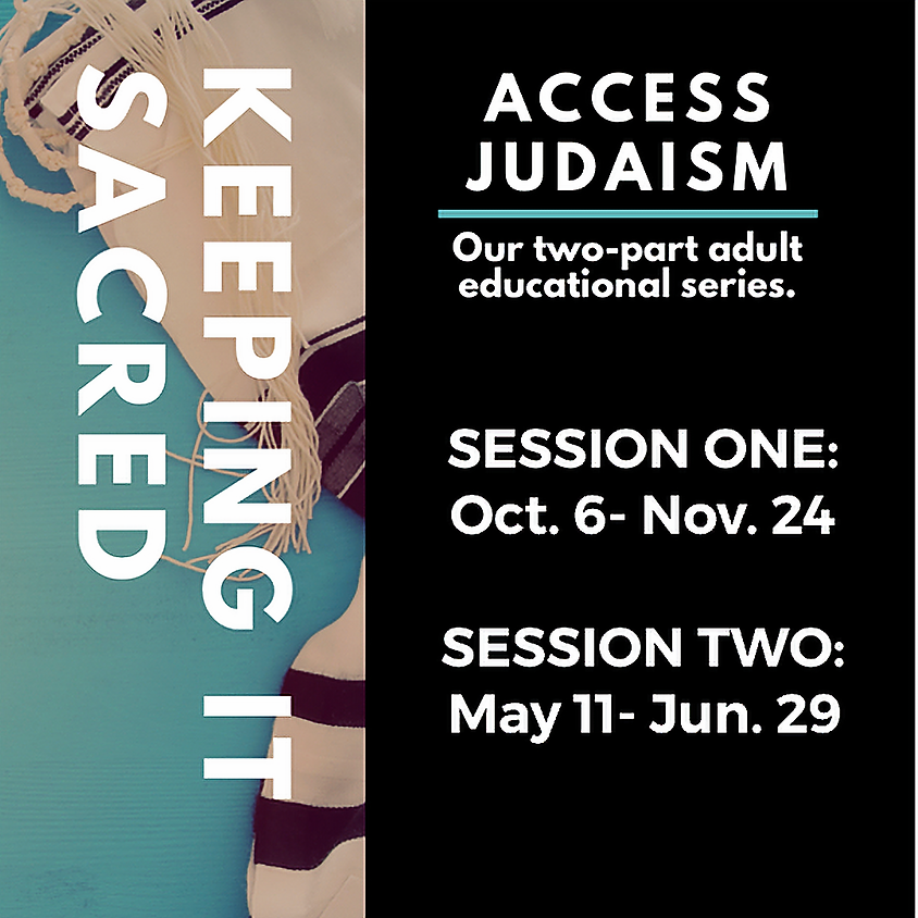 Access Judaism: Radical Responsibility for the World
