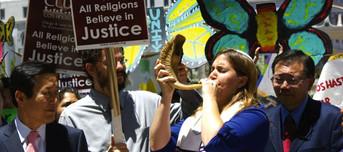 Interfaith Immigration Reform Rally