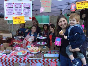 Bat Mitzvah Bake Sale for School Supplies