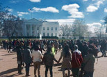 Sacred Justice Rally in Washington, DC