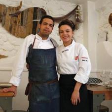 Jorge Asenjo + Rebeca Barainca