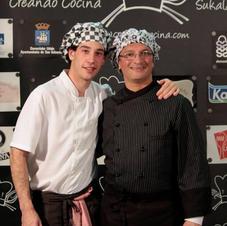 David Barria + Arkaitz Polos
