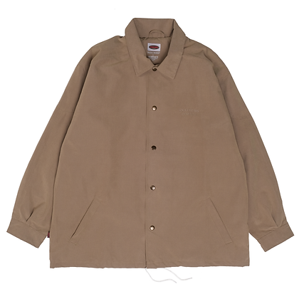 coach jacket / camel