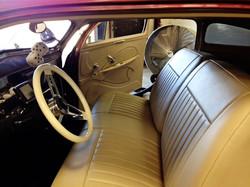 1950 Mercury Choptop