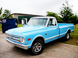 Chevy Truck Exterior