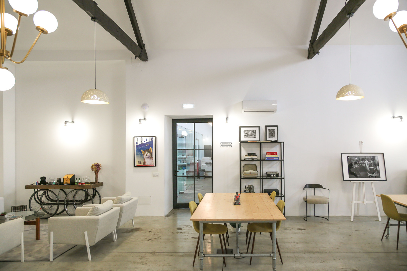 Office Space Lisbon