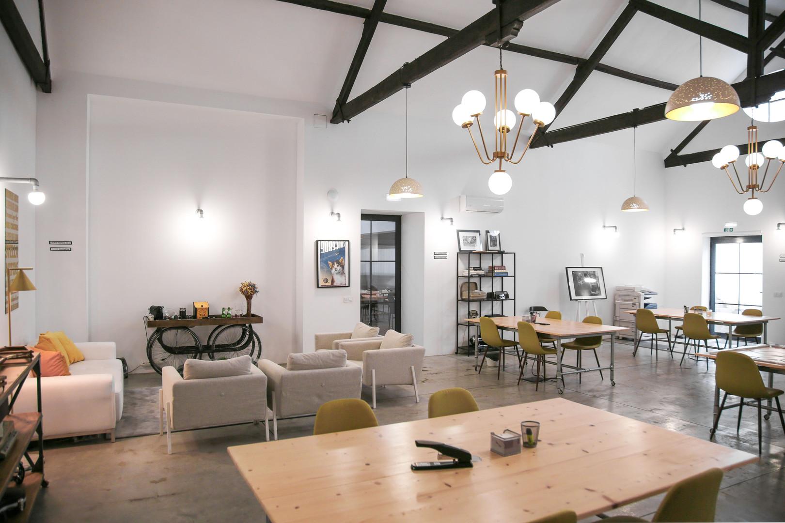 Freelancers Coworking Space