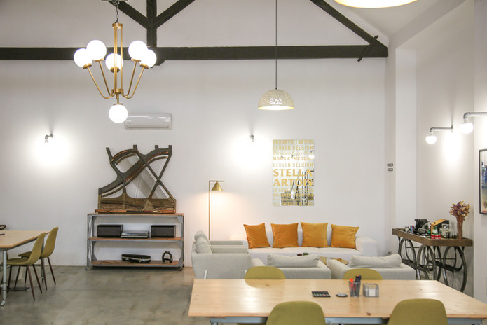 Lisbon Coworking Space