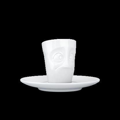 MUG Espresso - verdutzt