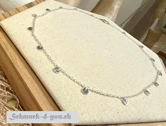 arubaS - Silberketteli mit Silberplättli