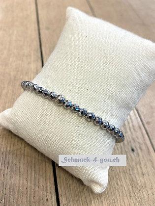 arubaS Armband – Hämatit