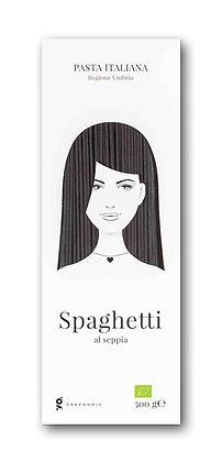BIO Spaghetti al seppia