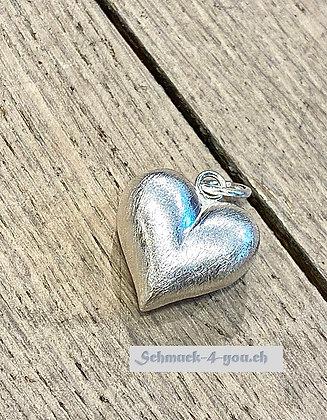 Silber Herz