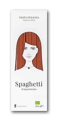 BIO Spaghetti al peperoncino