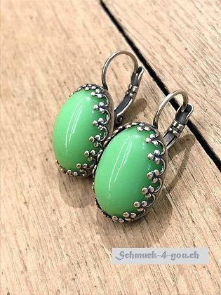 Ohrhänger hellgrün