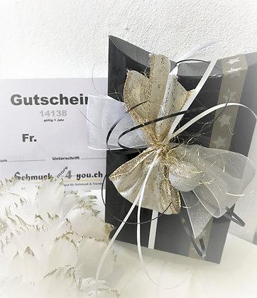 """Geschenkgutschein """"Fest"""""""