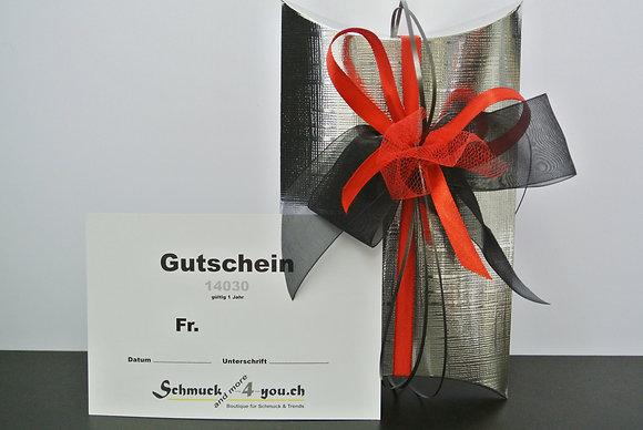 """Geschenkgutschein """"freies Motiv"""""""