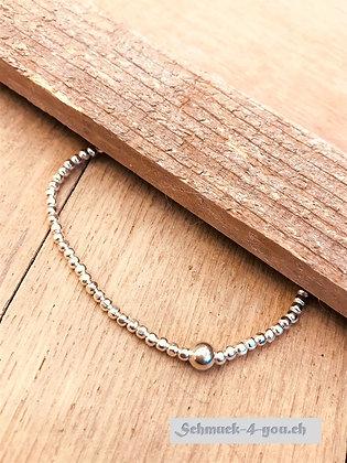 ArubaS Armband – Kugeli Silber 925